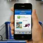 Walmart App onSmartphone