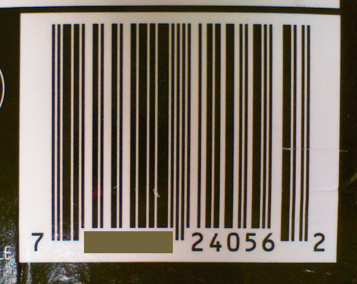 Why Do Barcodes Misread