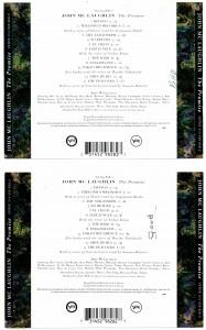 2-up CD Label