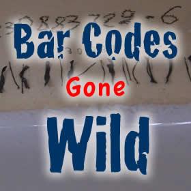 Barcodes Gone Wild