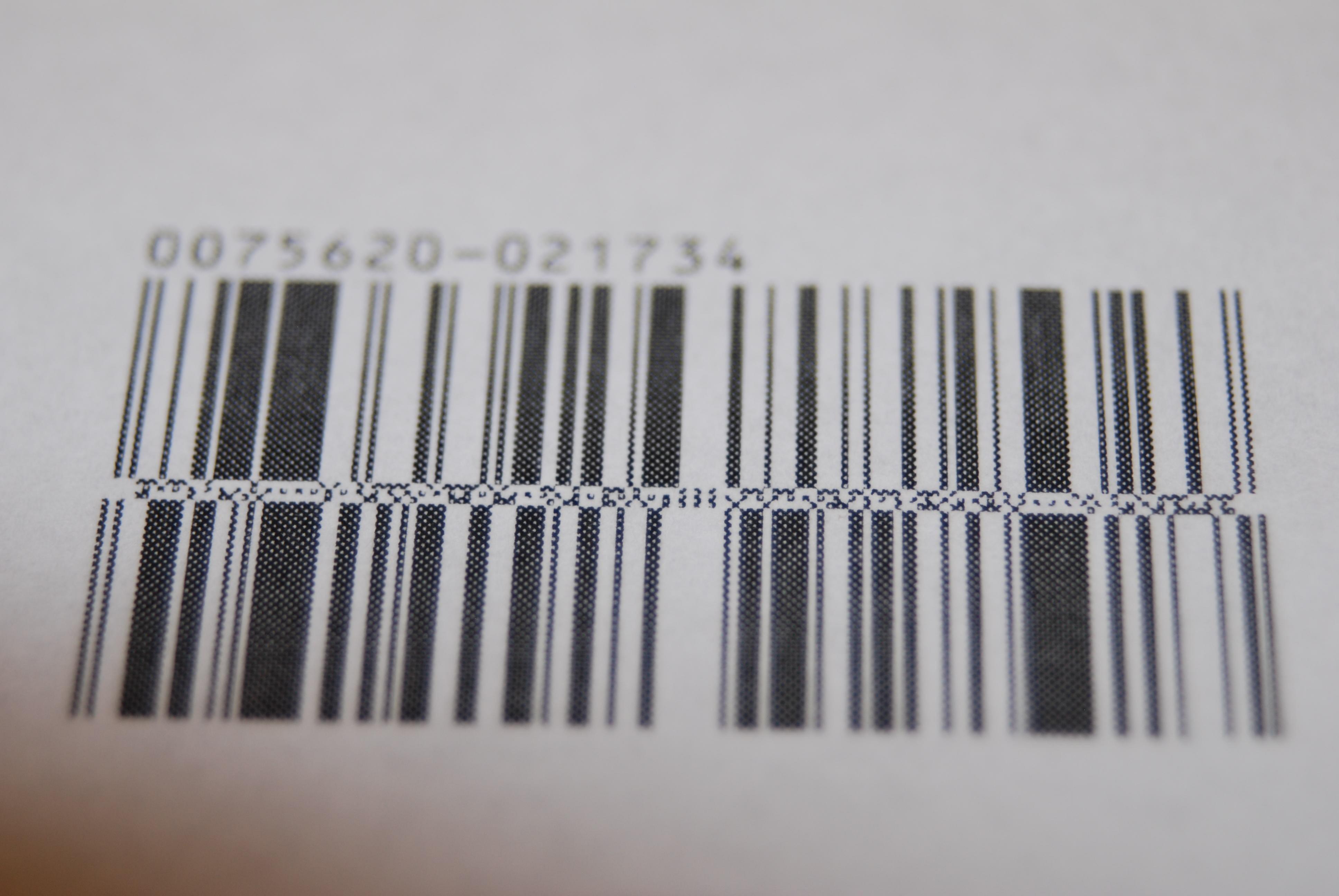 Waffle Pattern Databar