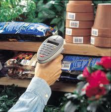 Garden Shop Scanning