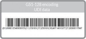 UDI Code 128