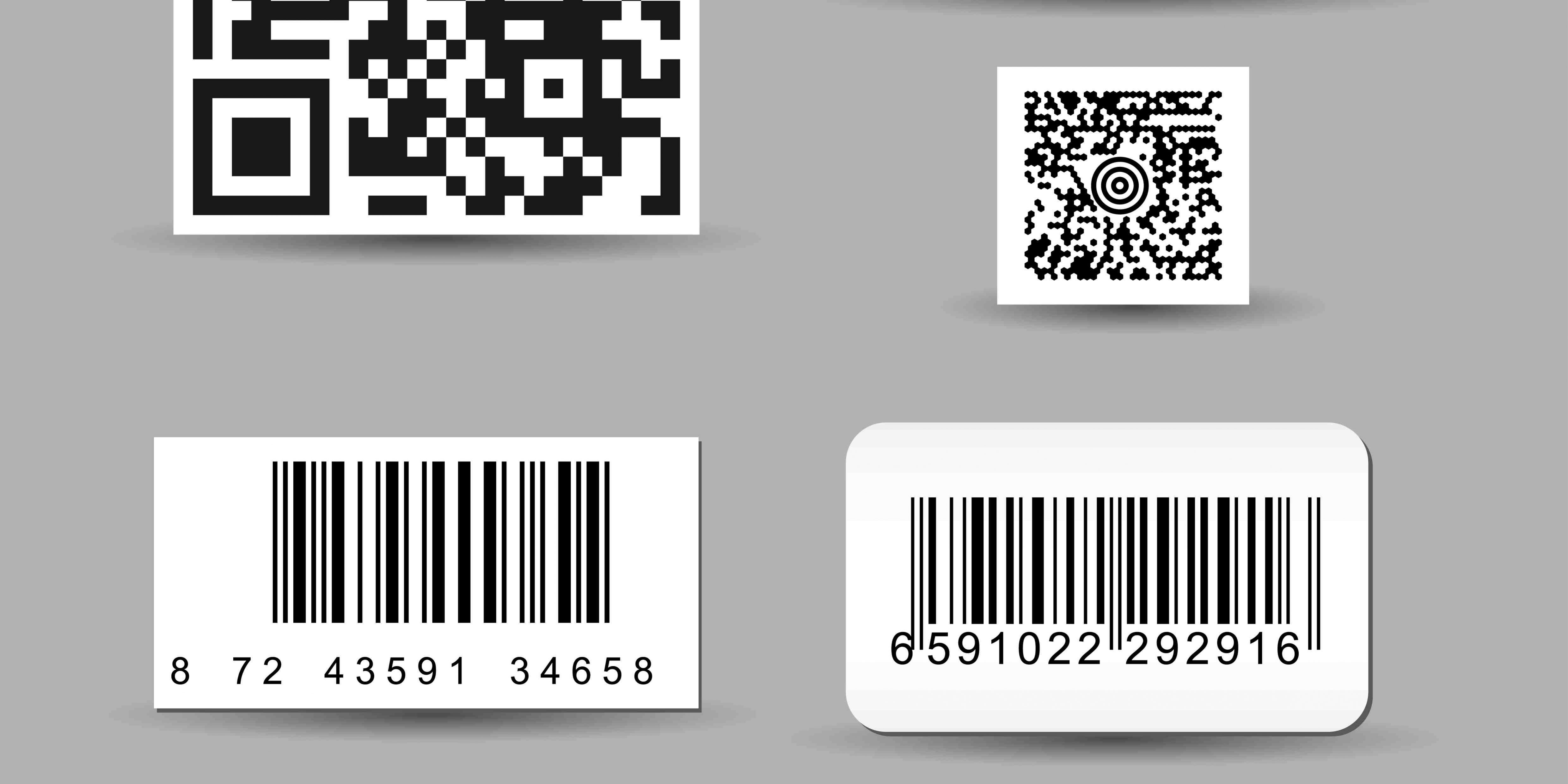 Barcode Types: More than Meets the Eye