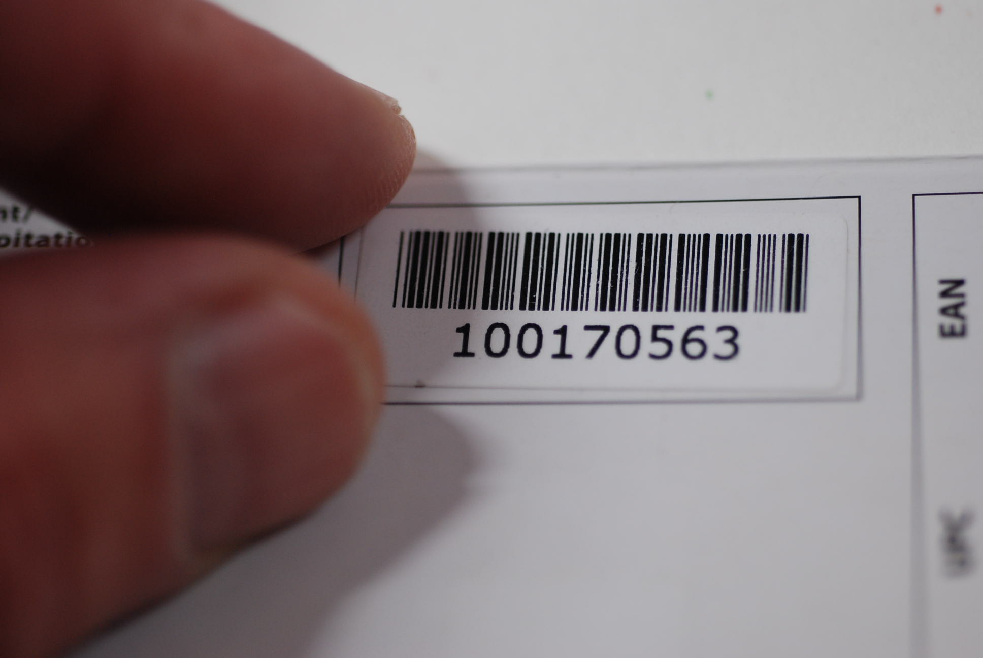 The Brilliant, Unconventional Axicon S Range - Barcode Test