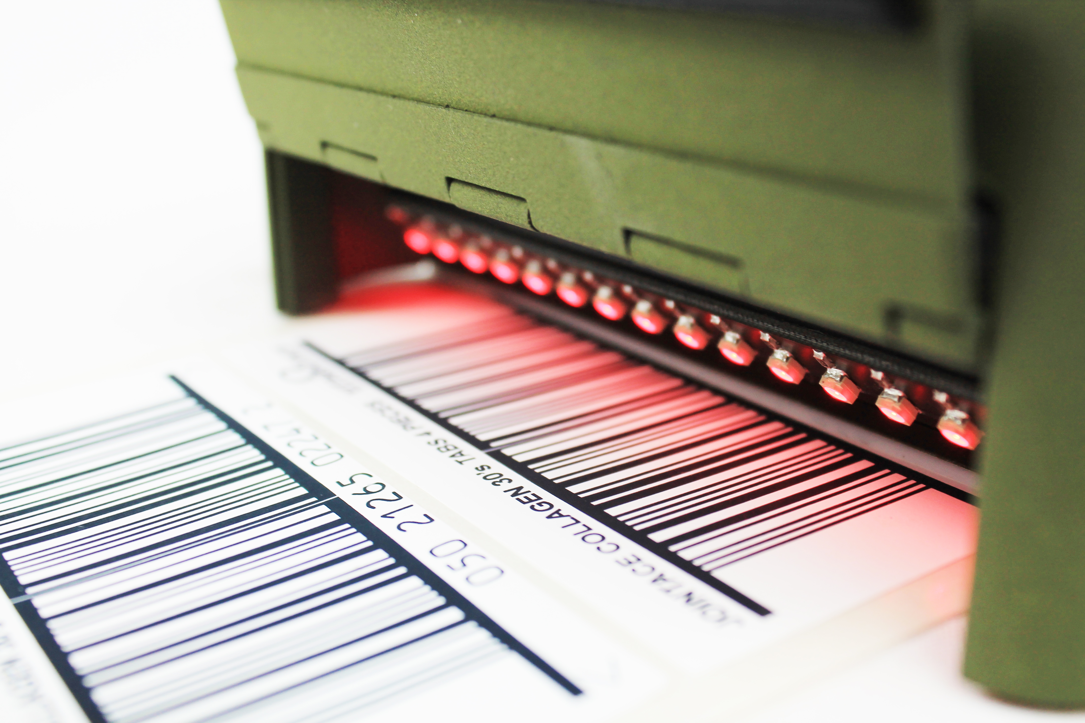 Barcode Verification the roi of barcode verification - barcode test