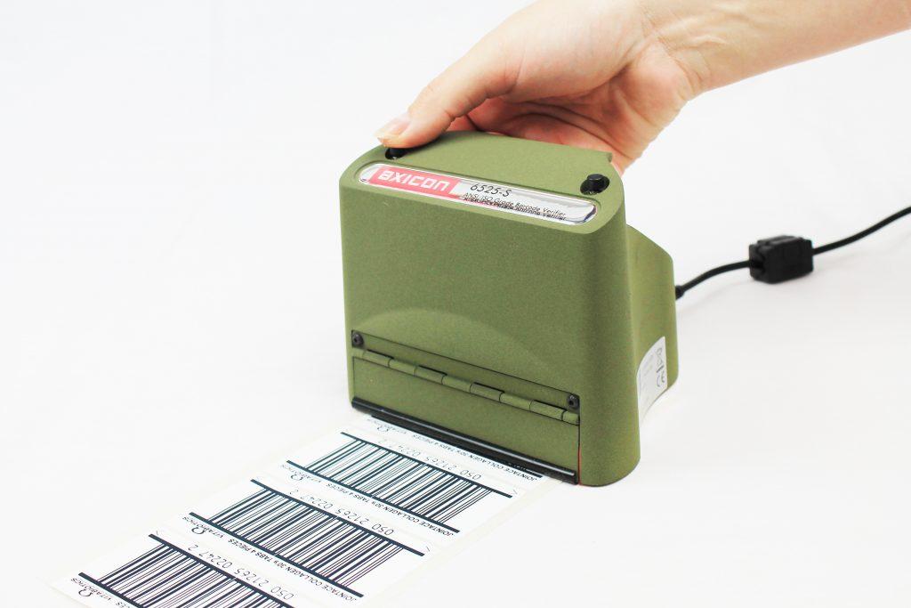 Axicon 6525-S Barcode verifier