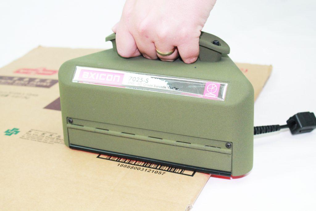 Axicon 7025-S Barcode Verifier
