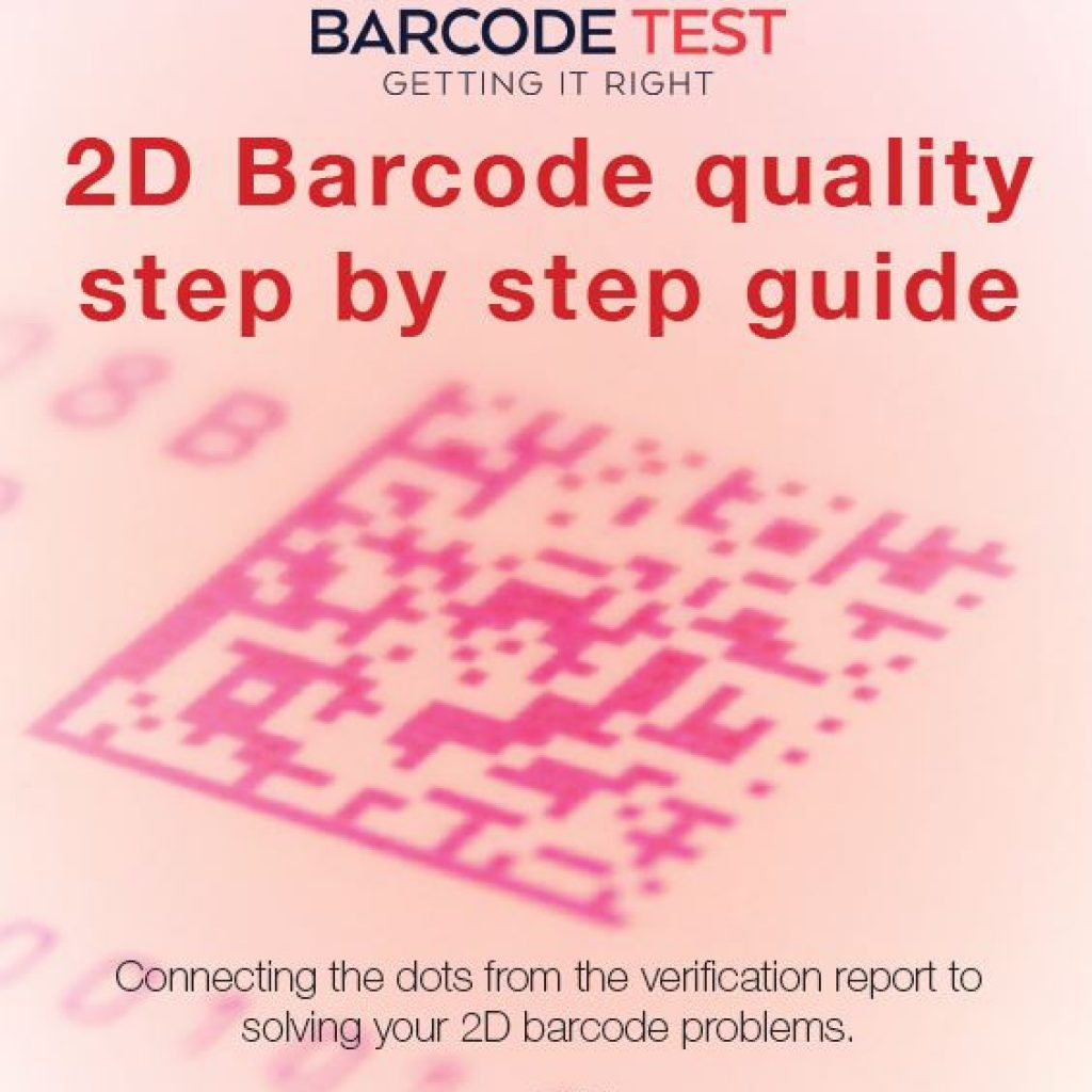 barcode verifiers and barcode match
